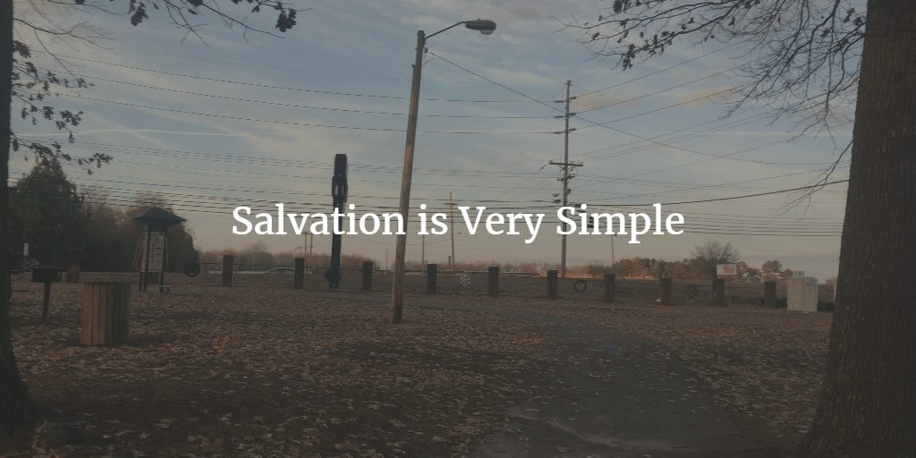 salvation-is-simple